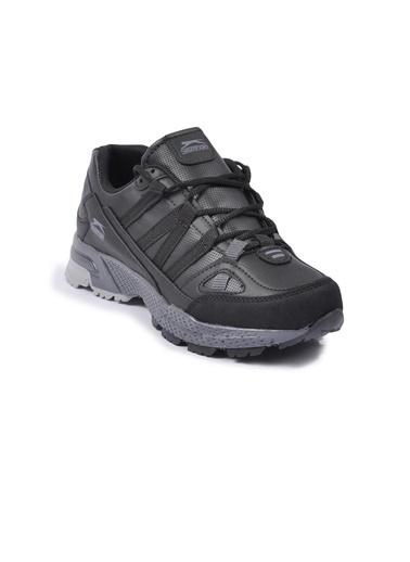 Slazenger Arasta Siyah Unisex Spor Ayakkabı Siyah